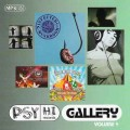 CD MP3 Psy Hi Gallery vol.4 / Psychedelic Trance, Progressive (Jewel Case)