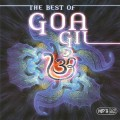 CD MP3 The Best of Goa Gil / Dark Psy Trance (Jewel Case)