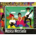 CD South America - Musica Mezclada  / Original DigiPack