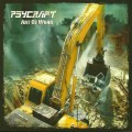 CD PsyCraft – Art Of Work / Psychedelic Trance, Progressive (digipack)