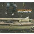 CD Benjamin Bates - Recyclomania / Electronic, Pop, New Wave  (digipack)