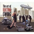 CD Various Artists - The Art of Electro Swing / Lounge, Electroswing (digipack)