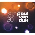 CD Paul van Dyk – Vonyc Sessions 2011 (2 CD) / Progressive Trance (digipack)